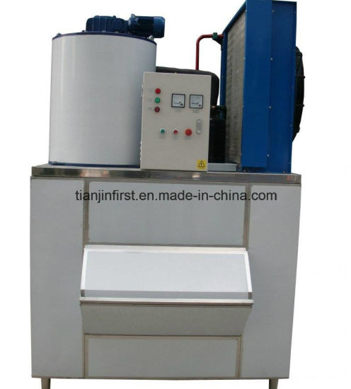 Hight Quality Flake Ice Machine 3t/24h for Supermarket pictures & photos