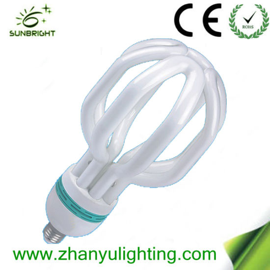 Flower 85W Energy Saving Fluorescent Light pictures & photos