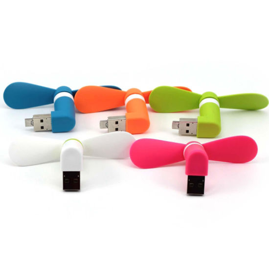Smart Portable USB Mini Fan for All Power Supply USB Output pictures & photos