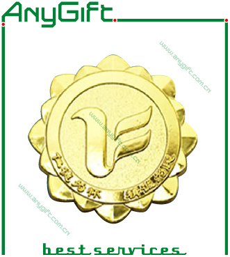 Metal Pin Badge with Customized Logo and Color 49 pictures & photos