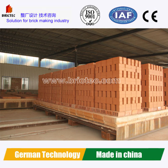 Tunnel Kiln for Clay Brick Making