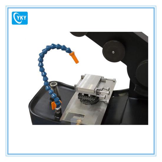China Stx-201 Precision Endless Laboratory Diamond Wire Saw - China ...