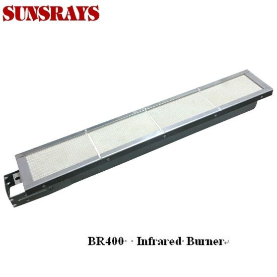 Mini Gas Infrared Burner for BBQ (BR400)