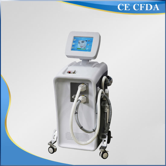 ND YAG Plus Elight Beauty Machine for Skin Care pictures & photos