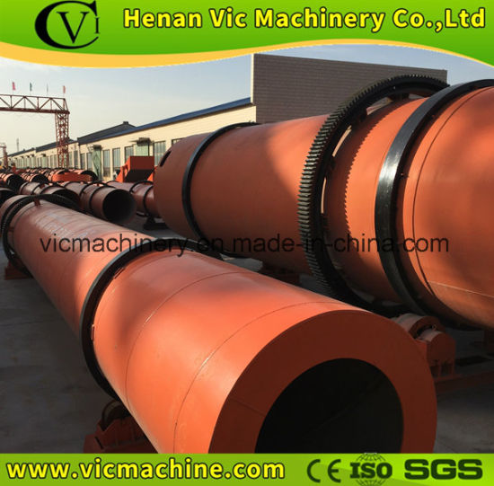 3T/H complete organic fertilizer making machine prices pictures & photos
