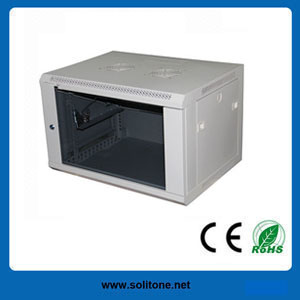 Wall Mount Cabinet Network Cabinet (ST-WCE06-645) with Height 4u to 27u