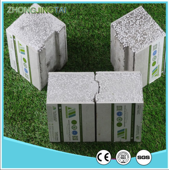 Heat Preservation Light Weight Insulation Sandwich Wall Panel pictures & photos
