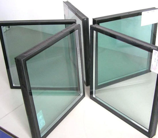 China Heat Insulation Soundproof Tempered Insulated Glass Doors