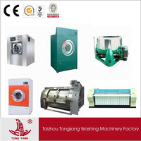 for Clothes, Gloves, T-Shirts, Pants, Garment, Fabric, Linen, Bedsheet Washing Machine Hotel Laundry Equipment