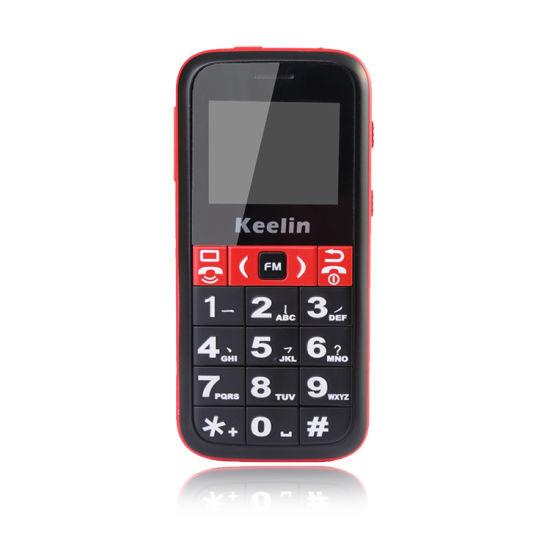 GPS Mobile Phone Sos Call for Elderly, Senior Citizen Locator Tracking  Online and APP