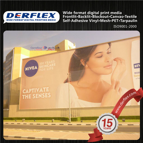 PVC Coated Frontlit Banner Material pictures & photos