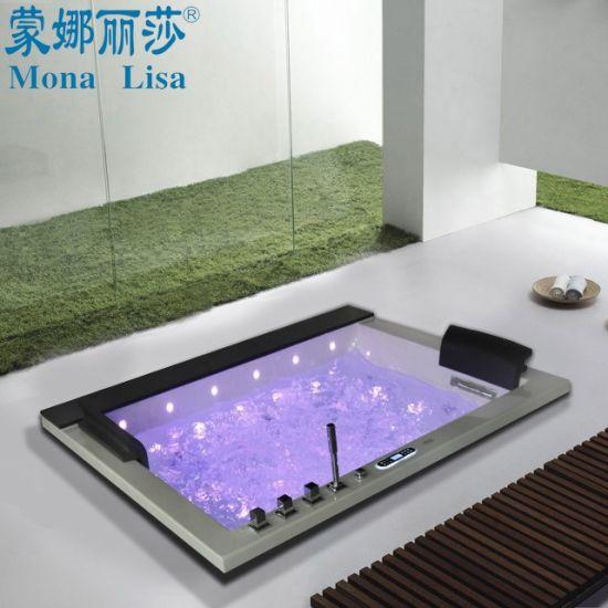 Monalisa Massage Bathtub Brands With Bathtub Battle (M 2050)