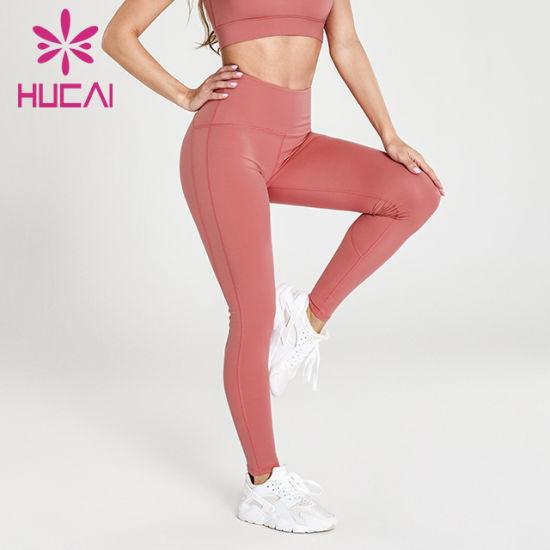 Cycling Wear Women Leggings Workout Yoga High Waist Pants