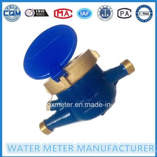 Multi Jet Dry Type Water Meter, Mechanical Water Meter Type