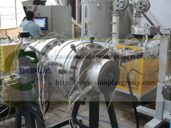HDPE Pipe Line pictures & photos