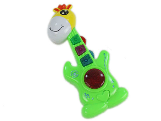 China Oem Design Cute Babies Guitar Toy China Plastic Baby Toy