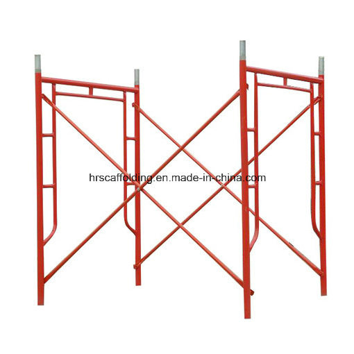 American Mason Frame for Scaffold Construction