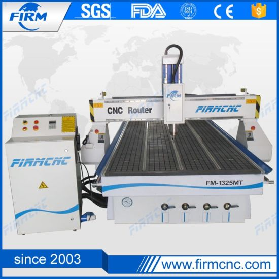 2021 Hot Sale Wood CNC Router Machine 1325 for Woodworking