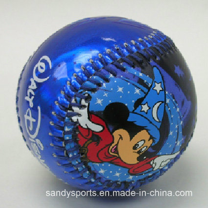 Kids Like PVC Leather Rubber Core Baseball Softball pictures & photos
