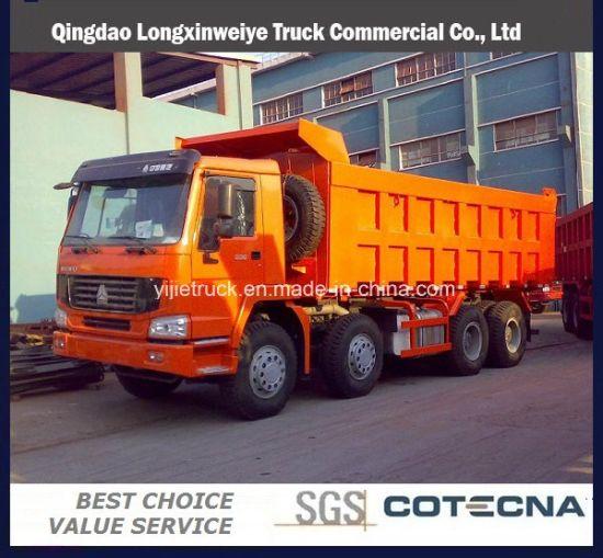 Sinotruk HOWO 10 Wheels Dump Truck
