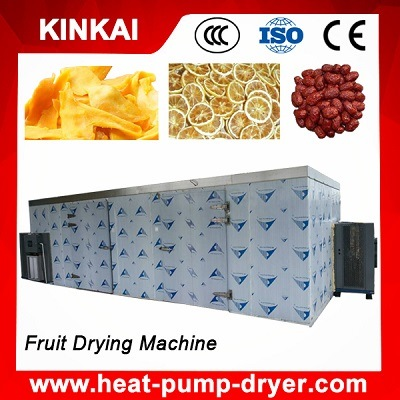 Large Capacity Heat Pump Dryer Type Fruit Drying Equipment