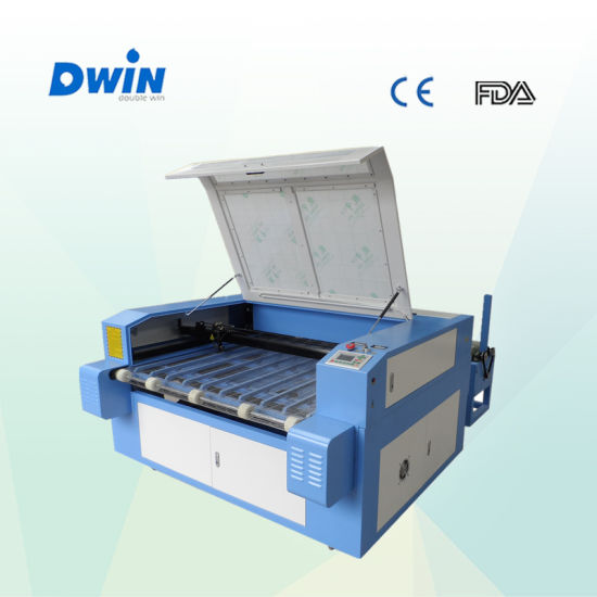 Double Head Automatic Sign Engraving Cutting Laser Machine