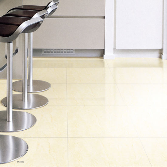 China Supplier Polished Ceramic Floor Tile In 60x60 White China