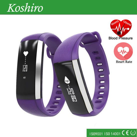 Blood Oxygen Fatigue Blood Pressure Smart Watch pictures & photos