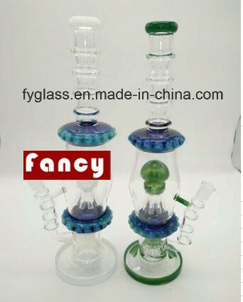 Newest Design Glass Smoking Water Pipe with Wholesale Prices pictures & photos