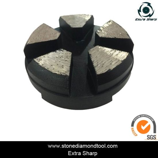China Abrasive Concrete Grinding Diamond Tools for Terrco Grinder