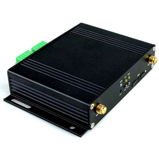Hdrm100 L1 Wireless Modem Support DIN Rail and with SIM Card Slot pictures & photos
