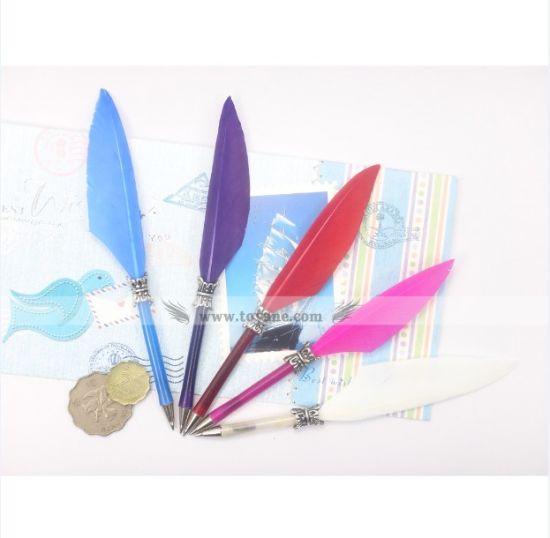 Mini Feather Ball Pen (BP-10)