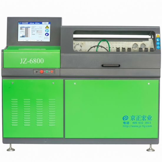 Injector Test Machine Testing Equipment Test Stand Injection Pump Test Bench