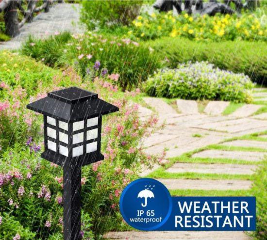 China Waterproof Solar Power Led Garden Landscape Light For