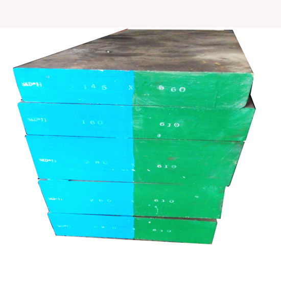 1.2379 SKD11 D2 alloy Steel Plate & Flat Bar of Cold Work Mould Steel