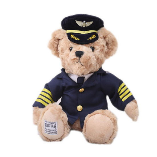 Classic Design Plush Dressed up Teddy Toys pictures & photos