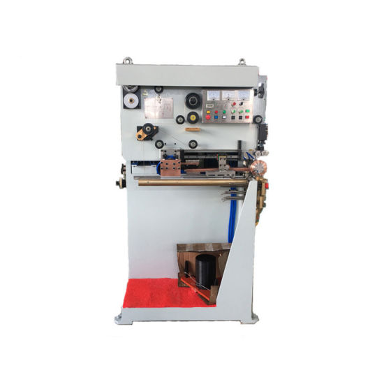 Semi-Automatic Can Seam Welding Machine for Chemical Tin Can Making