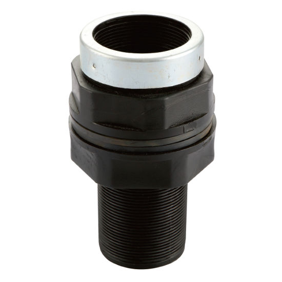 PP Compression Fittings Irrigation Fittings with Wras Certificated Tank Connector