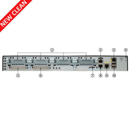 Cisco 2901//K9 Integrated Services Router CISCO2901//K9 SAME DAY SHIPPING