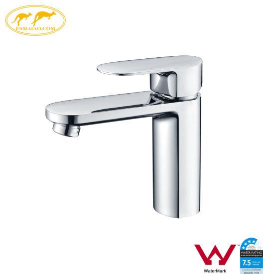 Watermark New Model Bathroom Brass Round Basin Tap (HD4280)