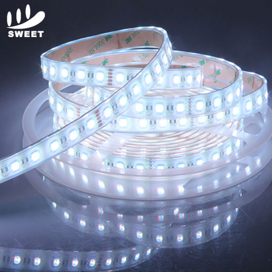 High Quality Factory Price DC24V 60 LEDs/M Dmxd pictures & photos