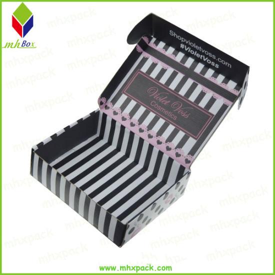 Custom Logo Printed Corrugated Carton Shipping Paper Packagingbox