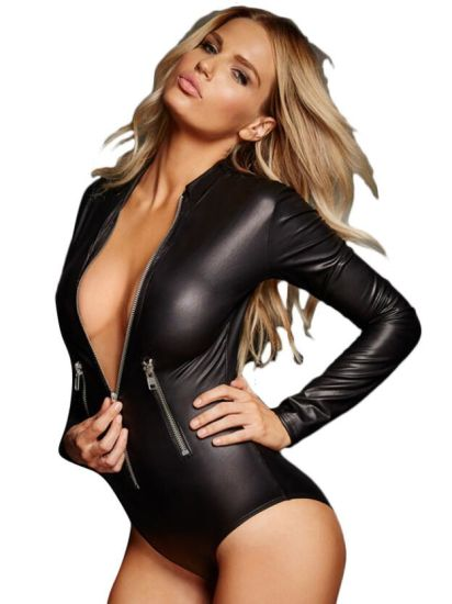 Promotional Leather Lingerie