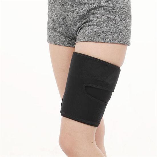 Fashion Neoprene Thigh Slimmer Belt Brace for Women Sports