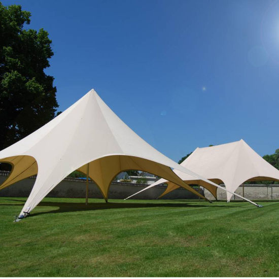 China Manufacturer Uv Proof Star Tents Outdoor Sun Shade Tent