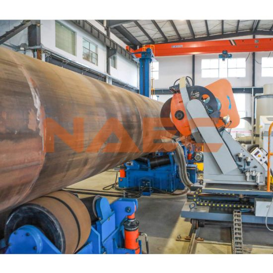 Automatic Pipe and Shell Grinding Machine