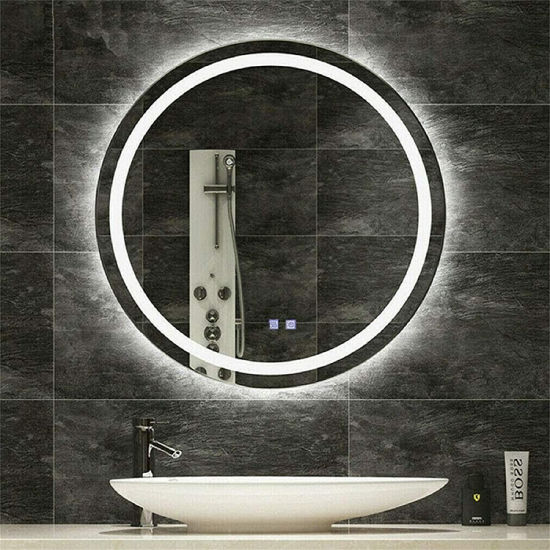 Wholesale Smart Dimmable Illuminated LED Bathroom Mirror with Bluetooth
