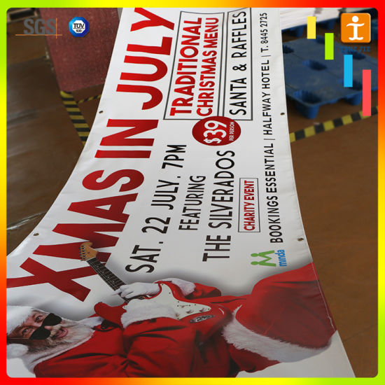 Banners, Vinyl Banner Outdoor Signs, Fench Coverings