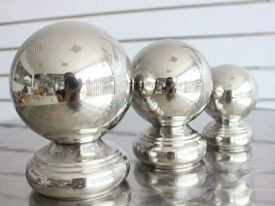 Accessories Stainless Steel Decorative Master Ball Handrail Ball Accessories Ball Top Ball in Chaozhou