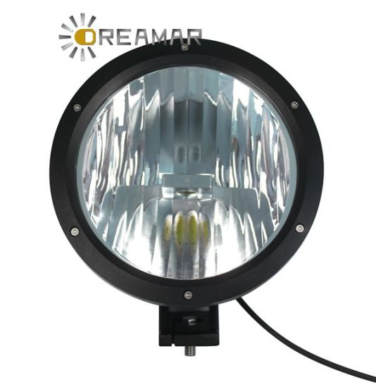 "9"" 10V-30V 2*25W CREE LED Flood Work Light with European Beam pictures & photos"